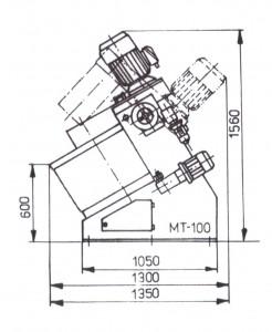 mieszarka turbinowa mt-100-1000px