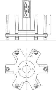 Turbiny-Rys.nr-3[3p]-Turbina-palc-talerz-TMT-40