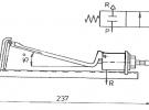 Zawór sterujący ZBd-4 do aparatu pneumatycznego APR