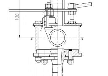 Inżektor do aparatów pneumatycznych APR-600, APR-600A, APR-600E